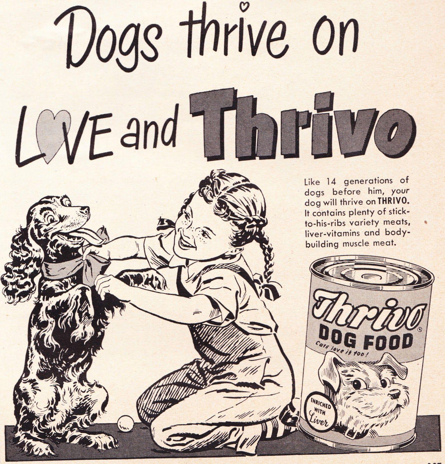 Thrivo Dog Food