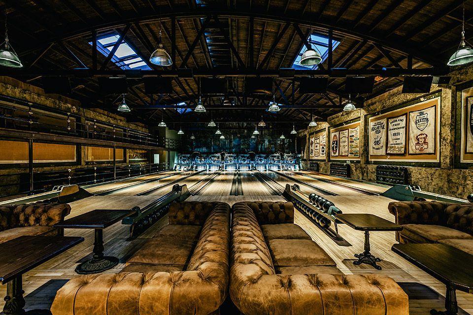 Highland Park Bowl LA's Oldest Bowling Alley Restored