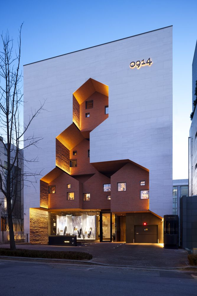 Gallery of 0914 Flagship Store / TRU Architects - 15