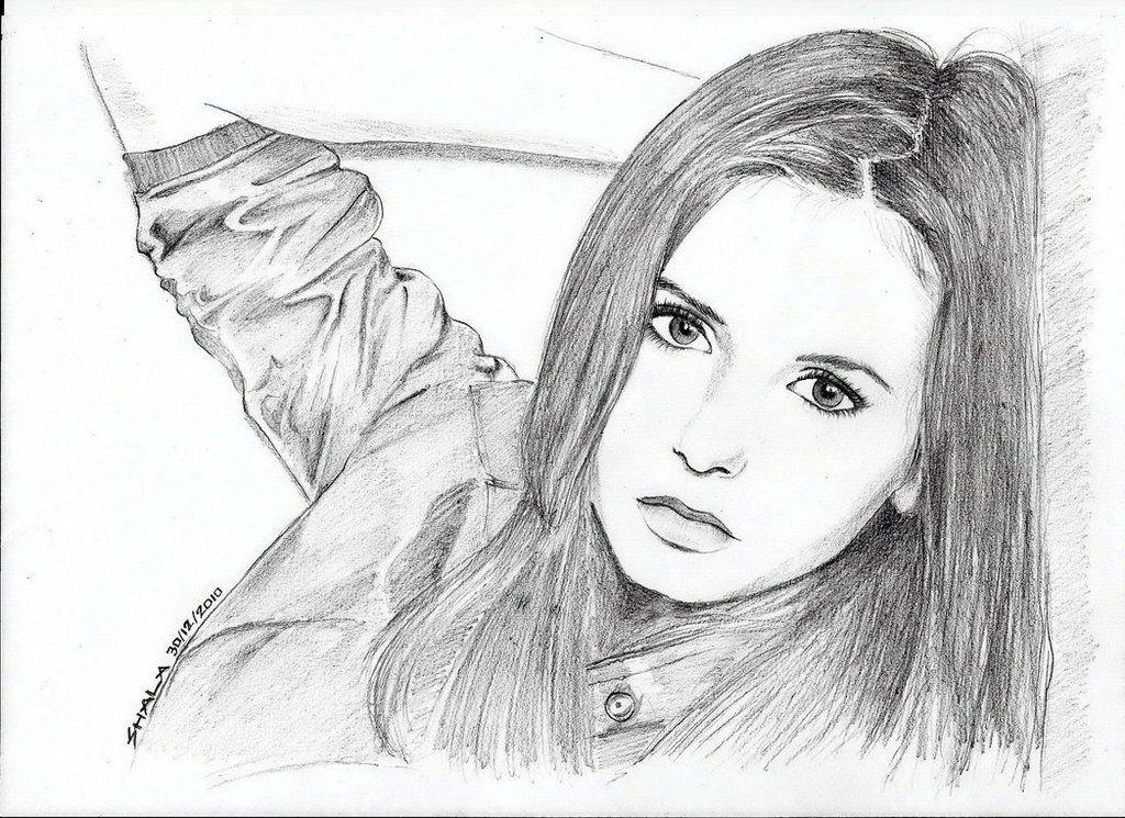 Katherine pierce elena gilbert vampire diaries by zzsammyp94zz the vampire diaries - Dessin vampire diaries ...