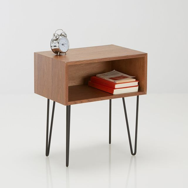 Watford Vintage Bedside Table La Redoute Interieurs : price, reviews ...