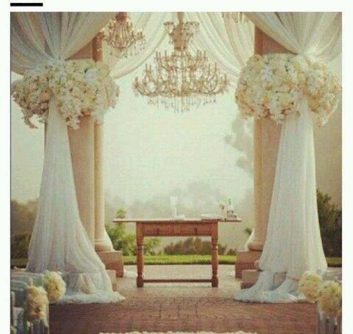 Timeless Wedding, Outdoor Wedding