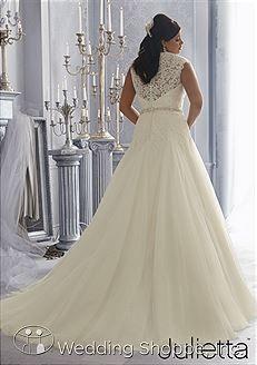 e9b8f382391 Bridal Gowns Julietta by Mori Lee 3162 Bridal Gown Image 1