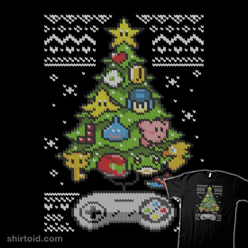A Classic Gamers Christmas Shirts Retro Gamer Videogames