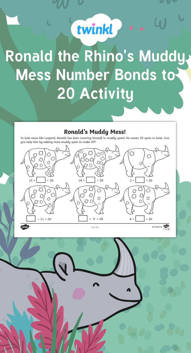 Use these activity sheets to develop the children\'s understanding of ...