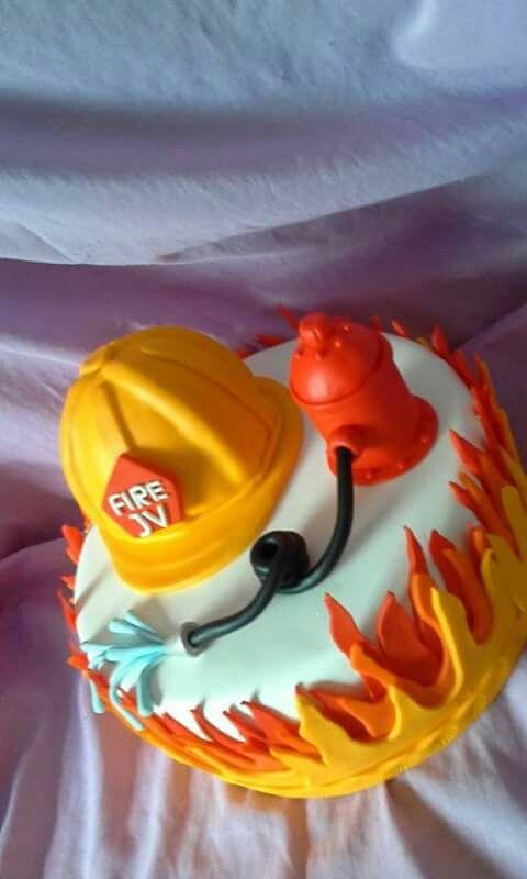 Bolo bombeiro