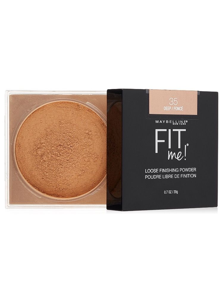 Buy maybelline new york fit me loose finishing powder