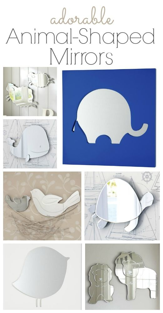 Animal Shaped Mirrors With Images