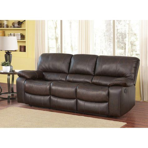 Enjoyable Riley Top Grain Leather Reclining Sofa Sams Club Gmtry Best Dining Table And Chair Ideas Images Gmtryco