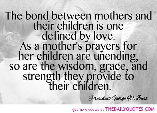 mother child bond quotes  mother daughter bond poems