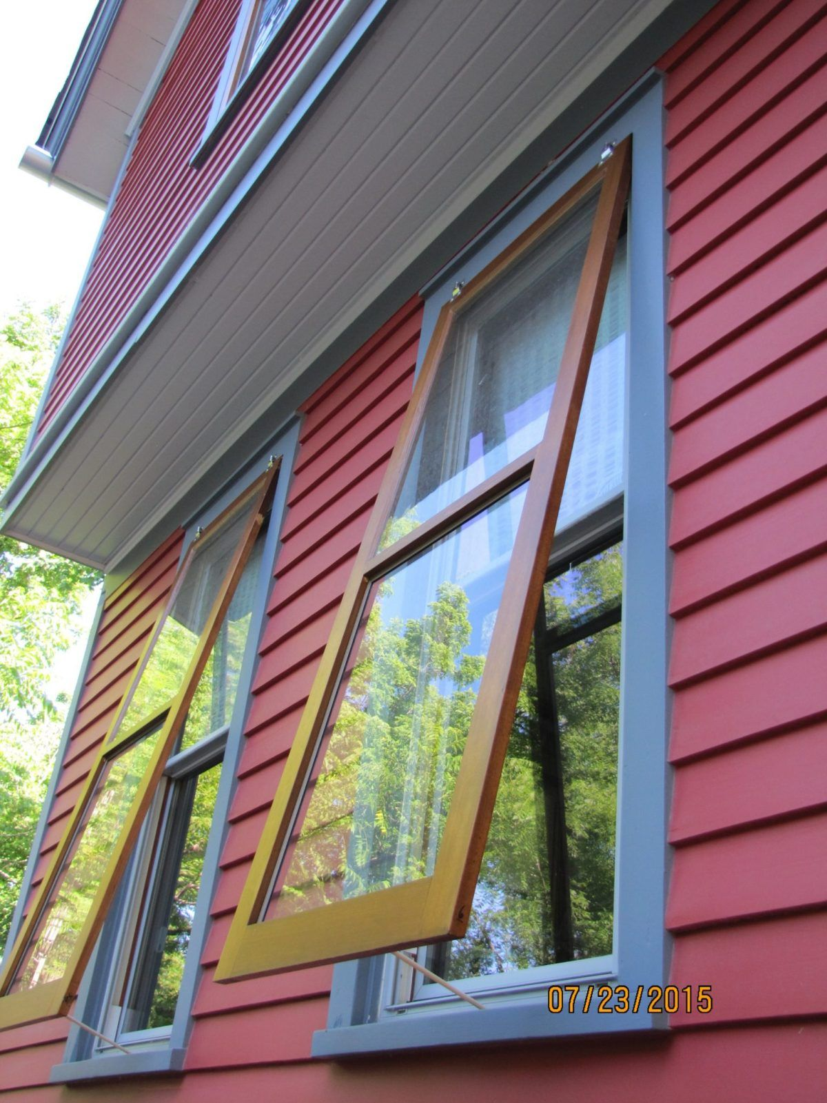 The Best Wood Storm Window Really My Old House Fix Interior Storm Windows Windows Exterior Barn Windows