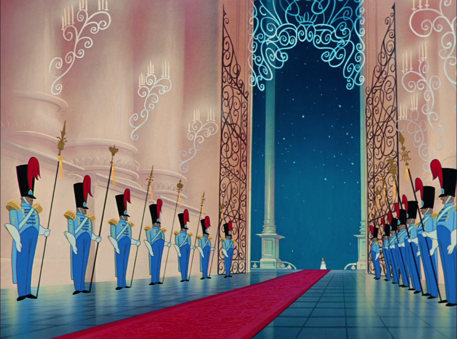 Day favorite scene cinderella at the ball