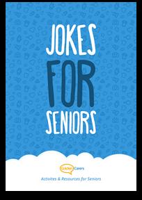 Share Your Jokes Senior Activities Elderly Activities Memory Care Activities