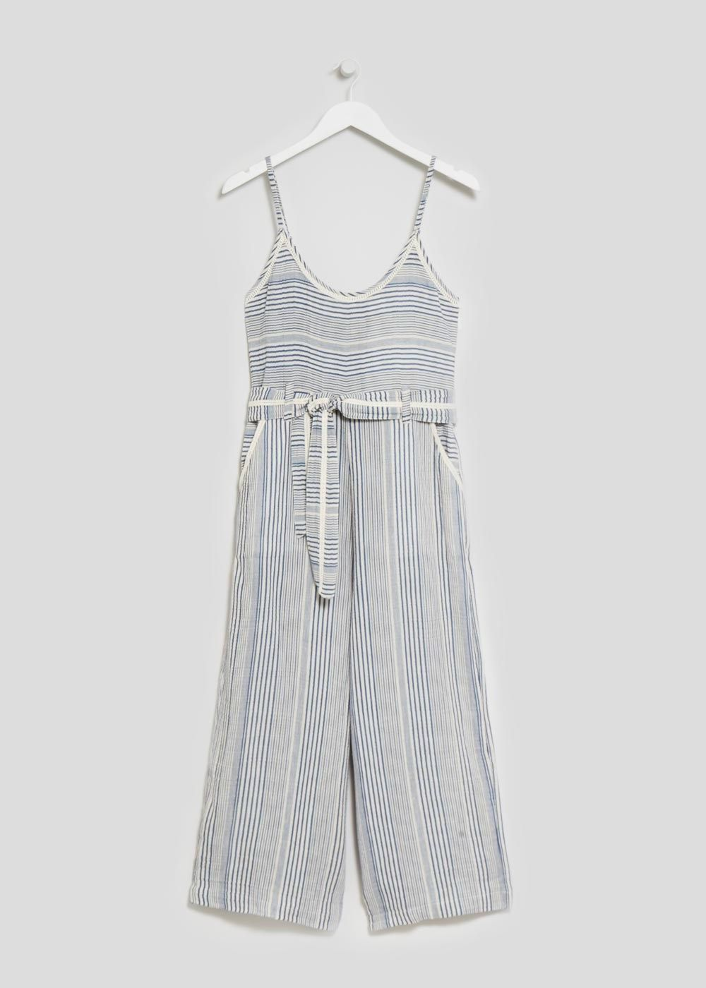 Falmer Striped Jumpsuit