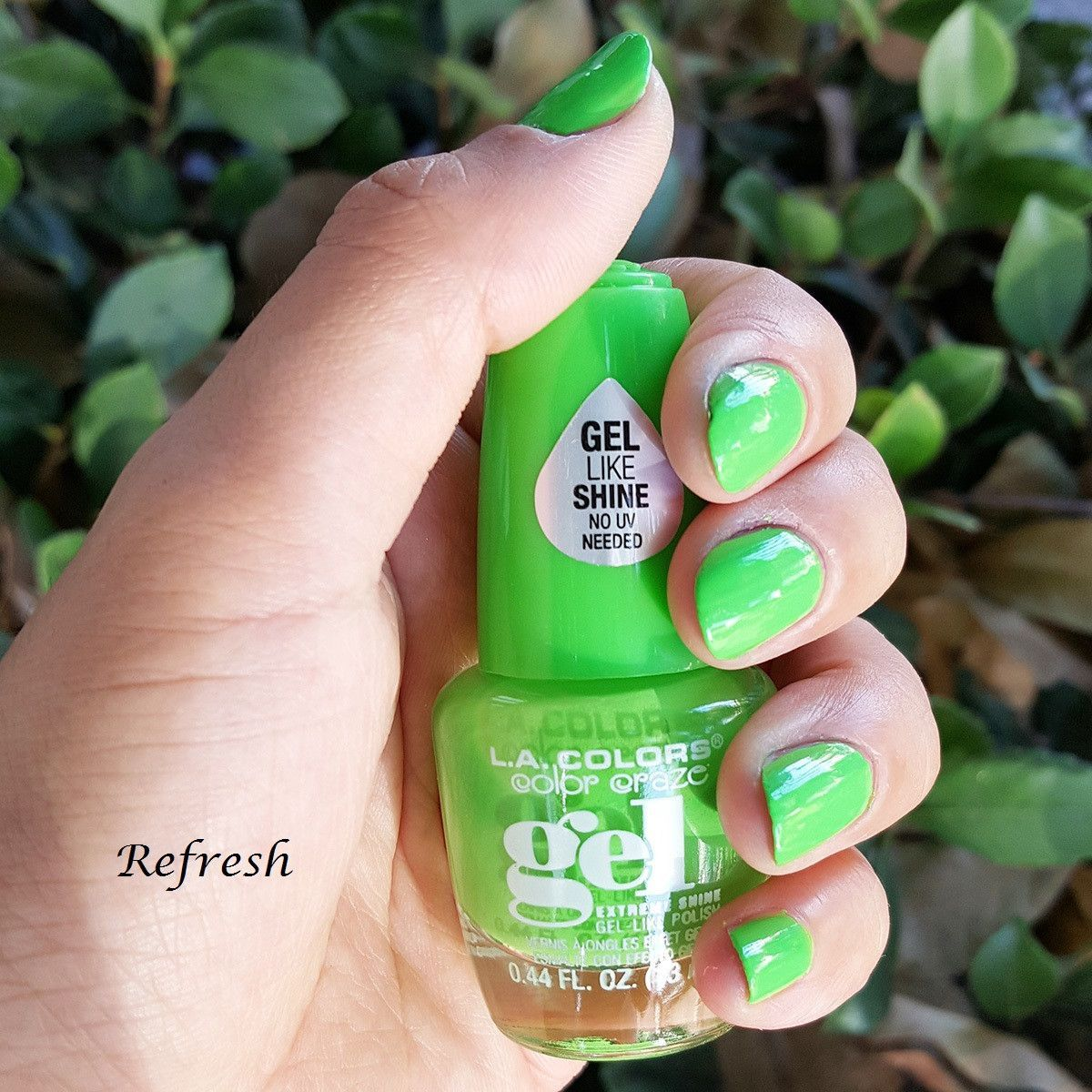 LA Colors Craze Gel Like Nail Polish | Gel nail polish, Adipic acid ...