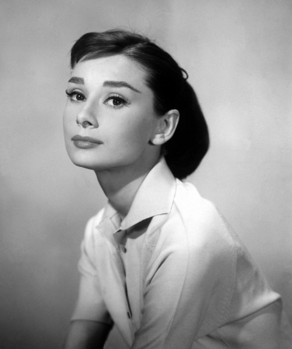 Audrey Hepburn Pin Up | audrey-hepburn.