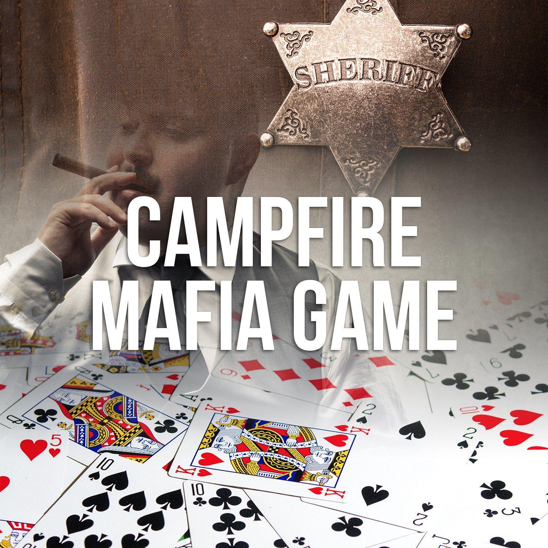 Campfire Mafia Game Mafia game, Campfire games, Camping