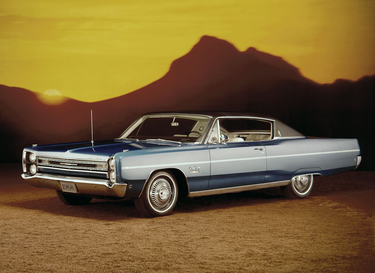 1968 Plymouth Sport Fury Fast Top Coupe | Plymouth | Pinterest ...
