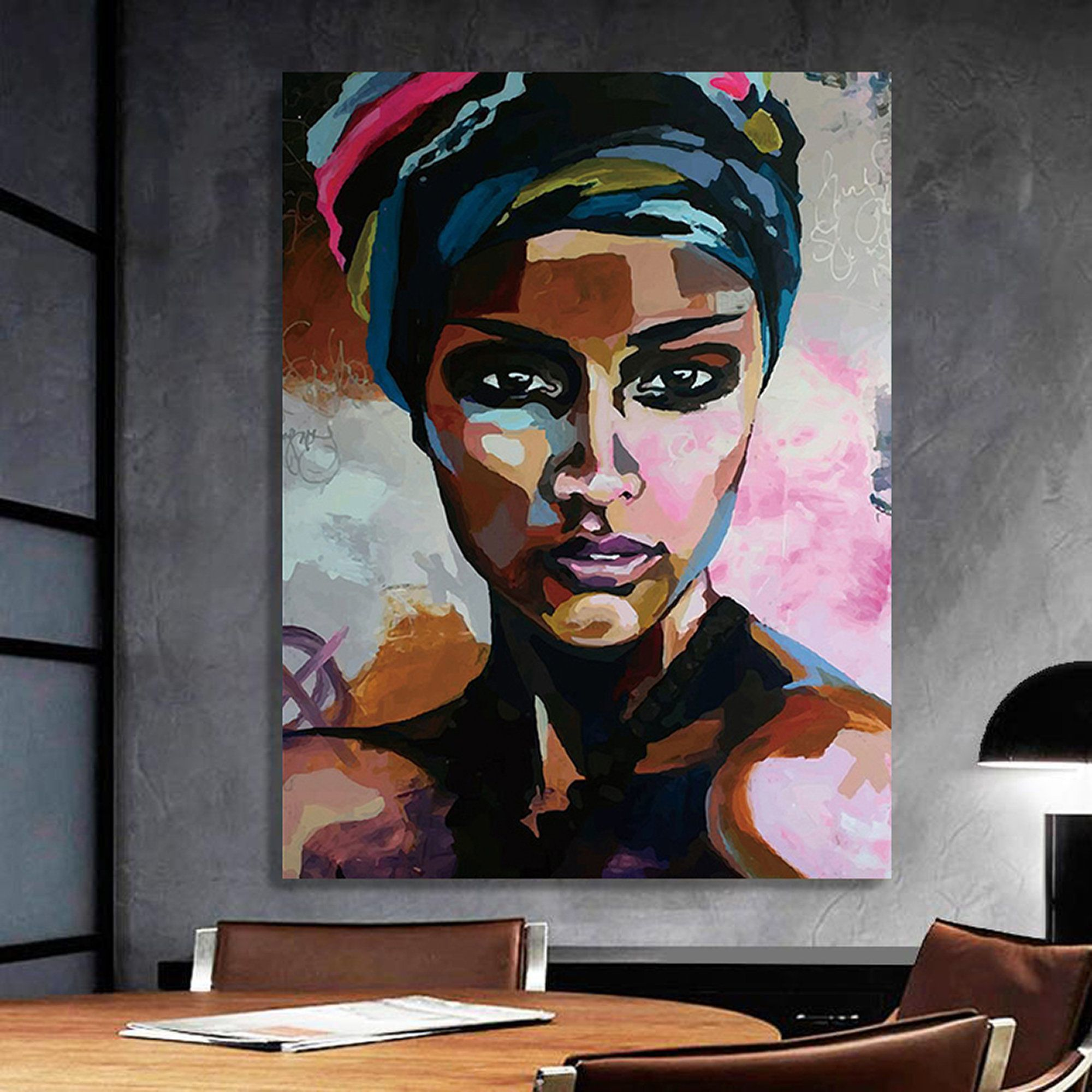 African American Woman Art1 Beauty Woman African Art Black Etsy In 2021 Contemporary African Art African Art African American Art
