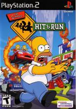 Ps2 Isos For Download Portal Roms Simpsons Hit And Run Hit And Run The Simpsons