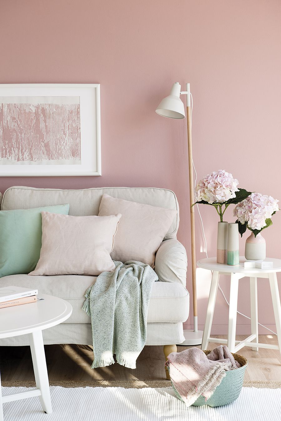 Sigue La Regla Del 60 30 10 Y Combina Colores Con Exito Colores De Cuartos Decoracion De Interiores Colores Para Dormitorio