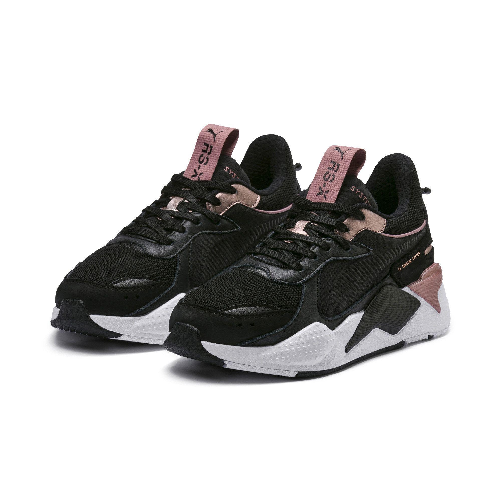 best sneakers 227f3 80d99 RS-X TROPHY Sneakers   Puma Black-Puma Team Gold   PUMA RS-X Collection    PUMA United Kingdom