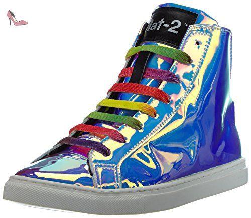Reebok Stratastik Mid Roll, Damen Sneaker Mehrfarbig bunt EU