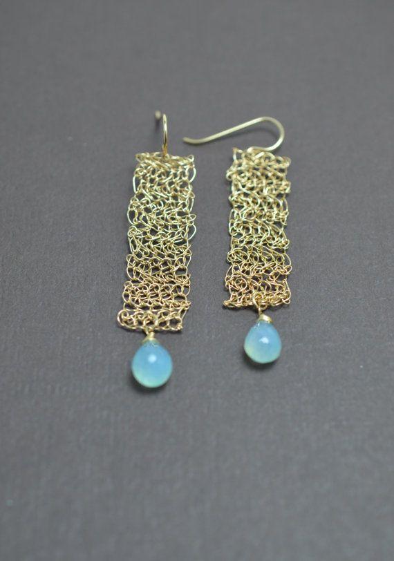 Crochet Wire Earrings Wire Center