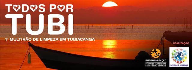 Bota para girar!: Fazemos a Diferença em Tubiacanga
