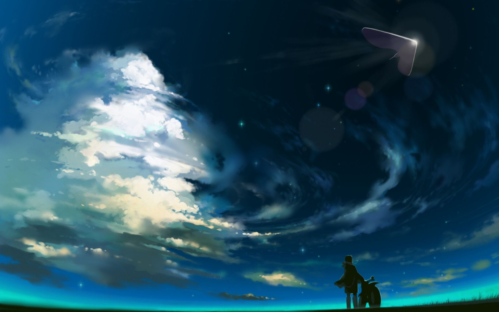 1920x1200 Beautiful Anime Scenery Wallpaper Anime Scenery Wallpaper Anime Scenery Anime Backgrounds Wallpapers