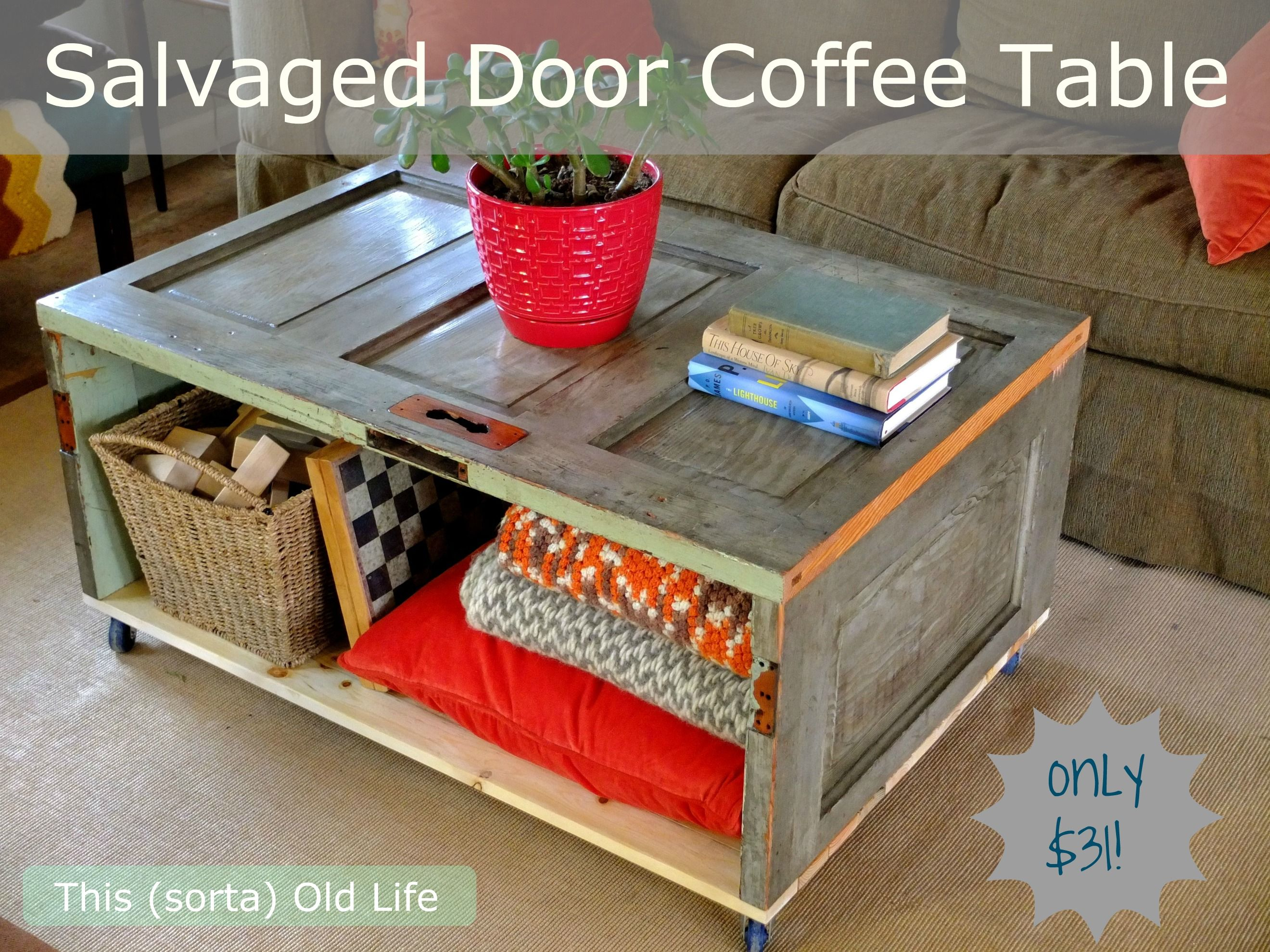 Our Greenest Project Yet: Small Classu003dsubtitleA Green Door, A Green  Upcycling,