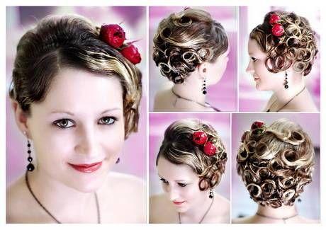 frisuren zur hochzeit kurze haare (mit bildern) | frisuren