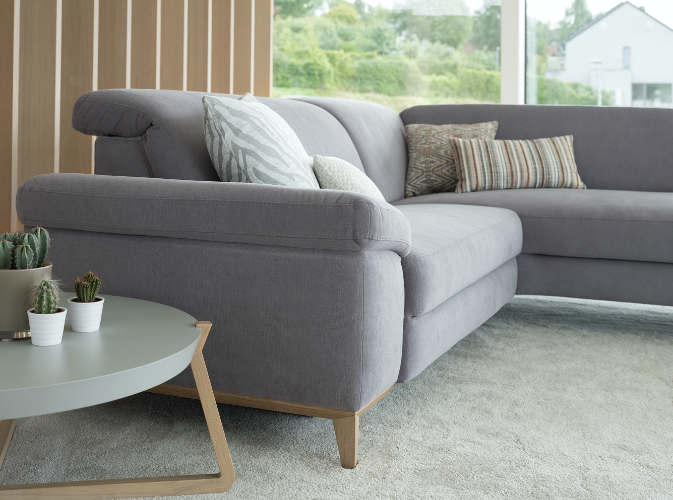 Customise The Legs Of Your Sofa.