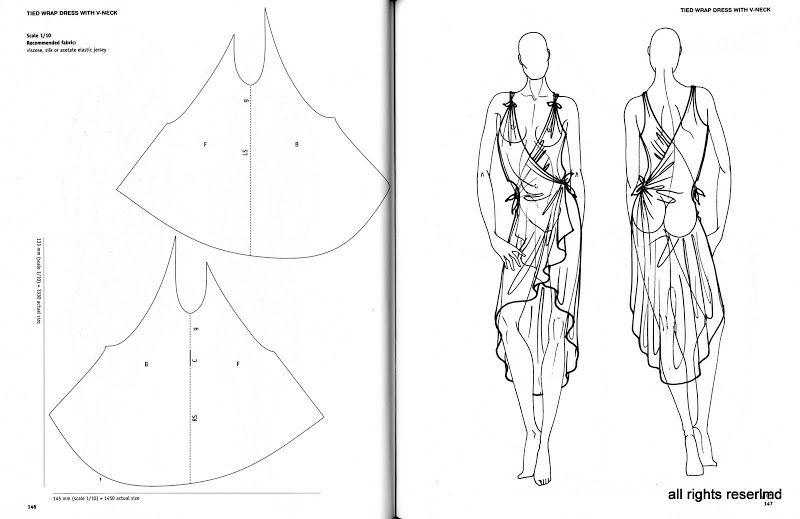 wrap & drape fashion - Raquel Antunes - Álbumes web de Picasa
