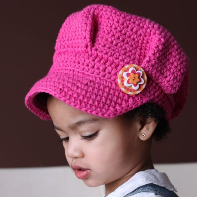 Train Conductor Hat (crochet pattern) | Things to do with yarn ...