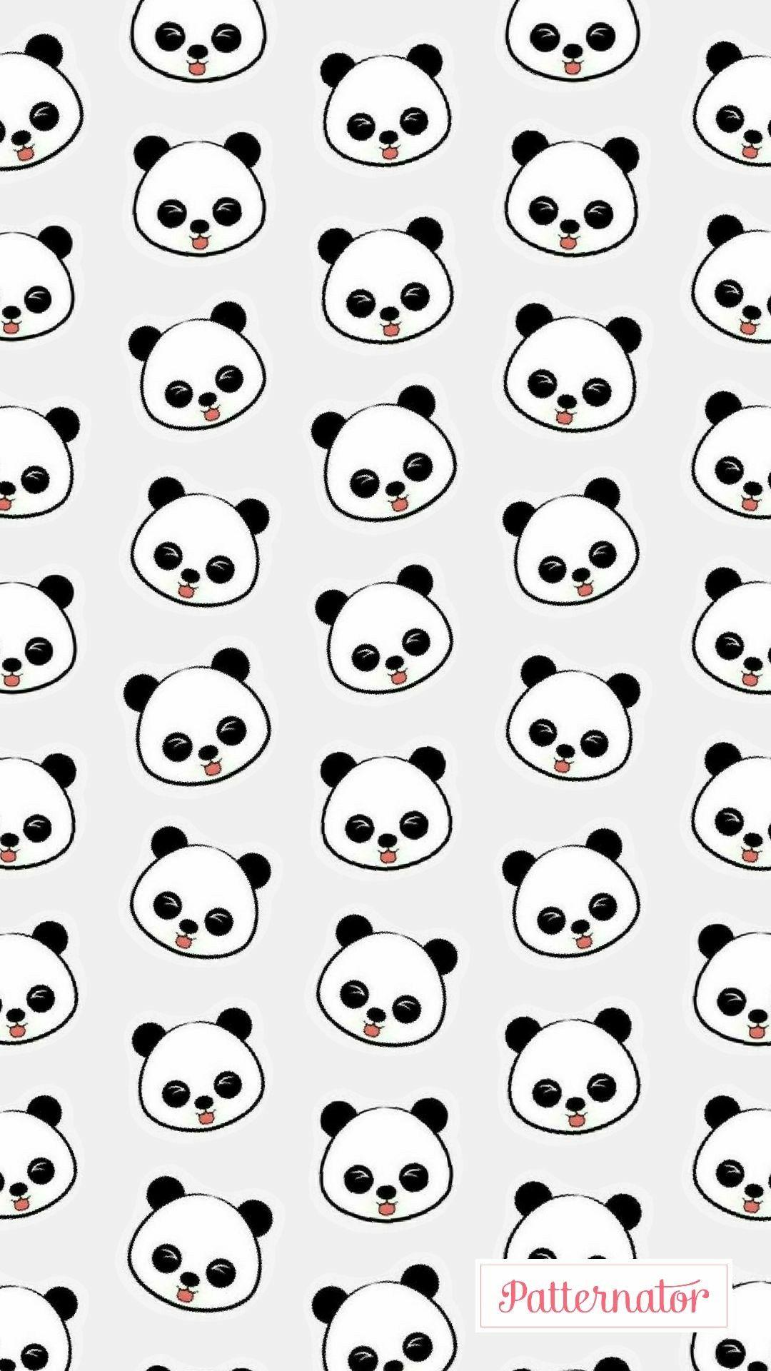 Wallpaper ~ Panda 👅
