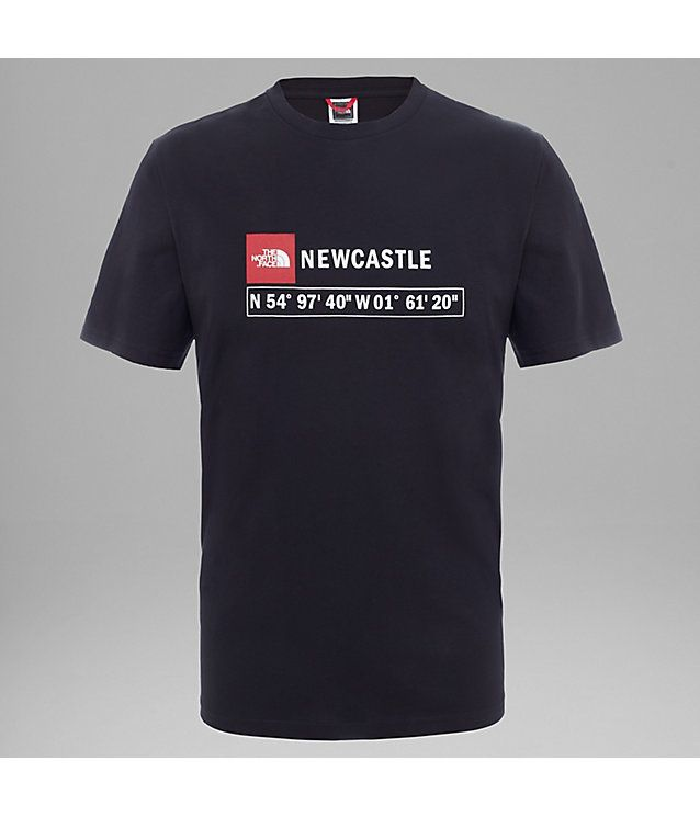 Shop Men's GPS Newcastle t-shirt today at The North Face. The official The  North Face online store.