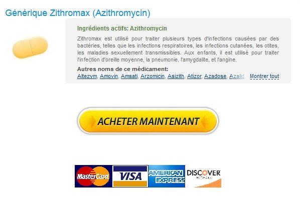 acheter zithromax azithromycine livraison