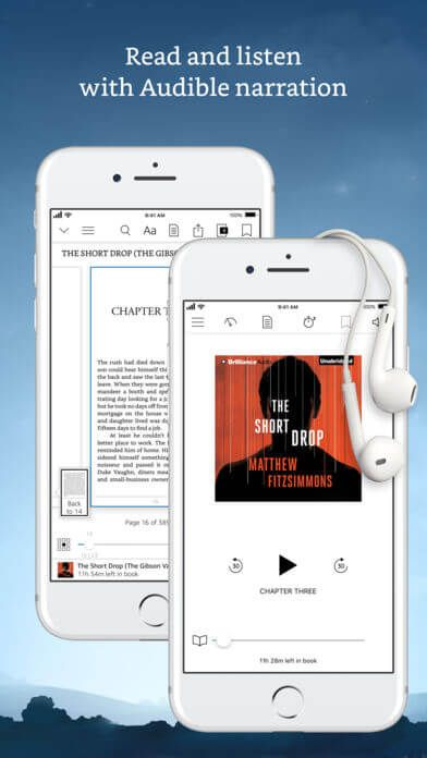 Kindle Unlimited and Amazon Prime members can select and