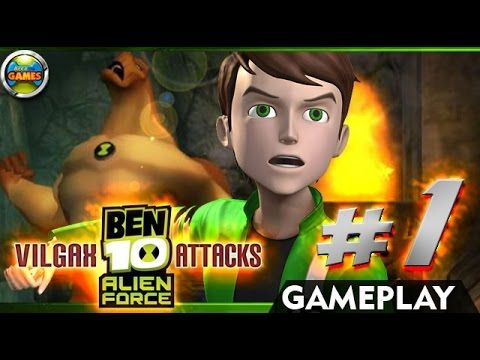 Ben 10 games to play