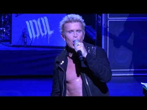 Billy Idol-Beacon Theatre-1/28/15-Save Me Now - YouTube
