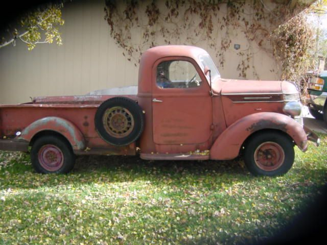 1938 International Pickup D - 2 for sale: photos, technical