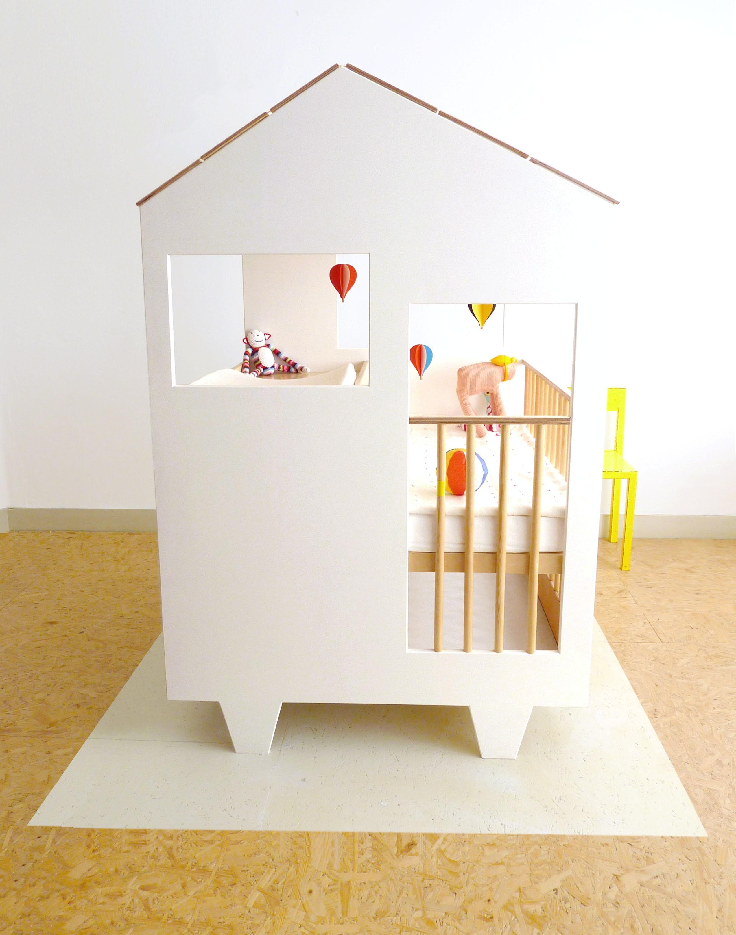 roomed-kinderbed-nina\'s_house2 | NURSERY | Pinterest | Nursery and Room