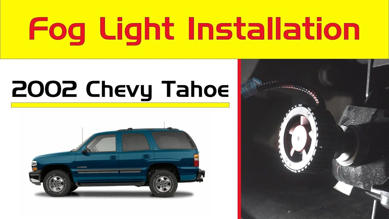Pin On Chevy Tahoe Led Lights Bulbs Installation
