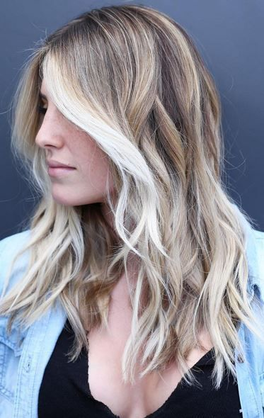 32+ Chunky blonde highlights in front trends