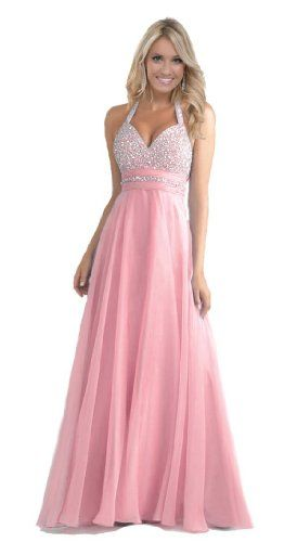 TL8 - 6 colour size 6-14 Evening Dresses party full length prom gown ...