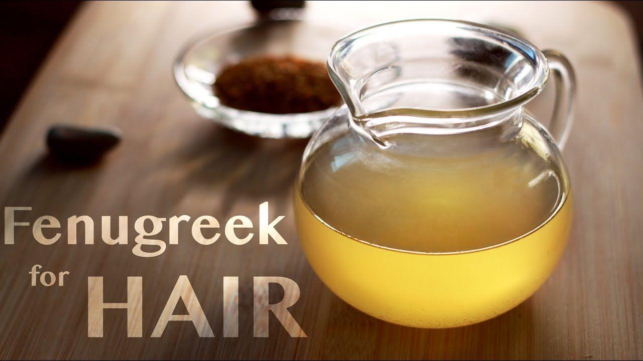 Fenugreek tea for fast hair growth youtube in 2020