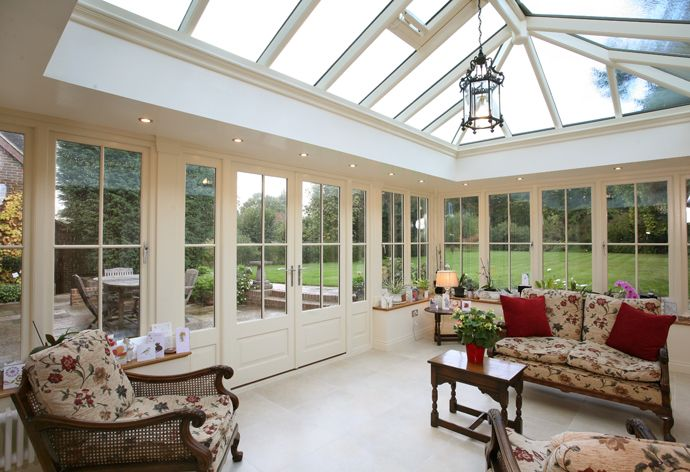 I Love The Fancy Look Of This Orangery Orangery Orangery Roof Roofing