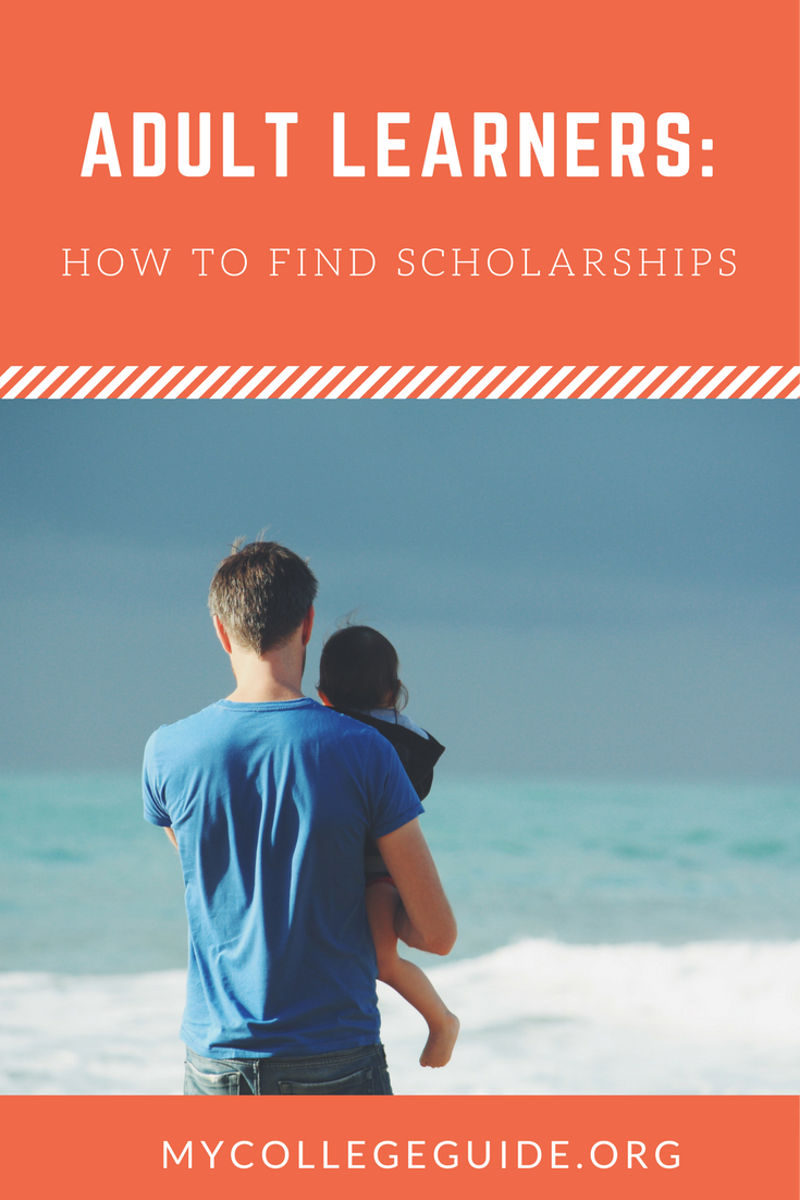 Scholarships for adult learners are not
