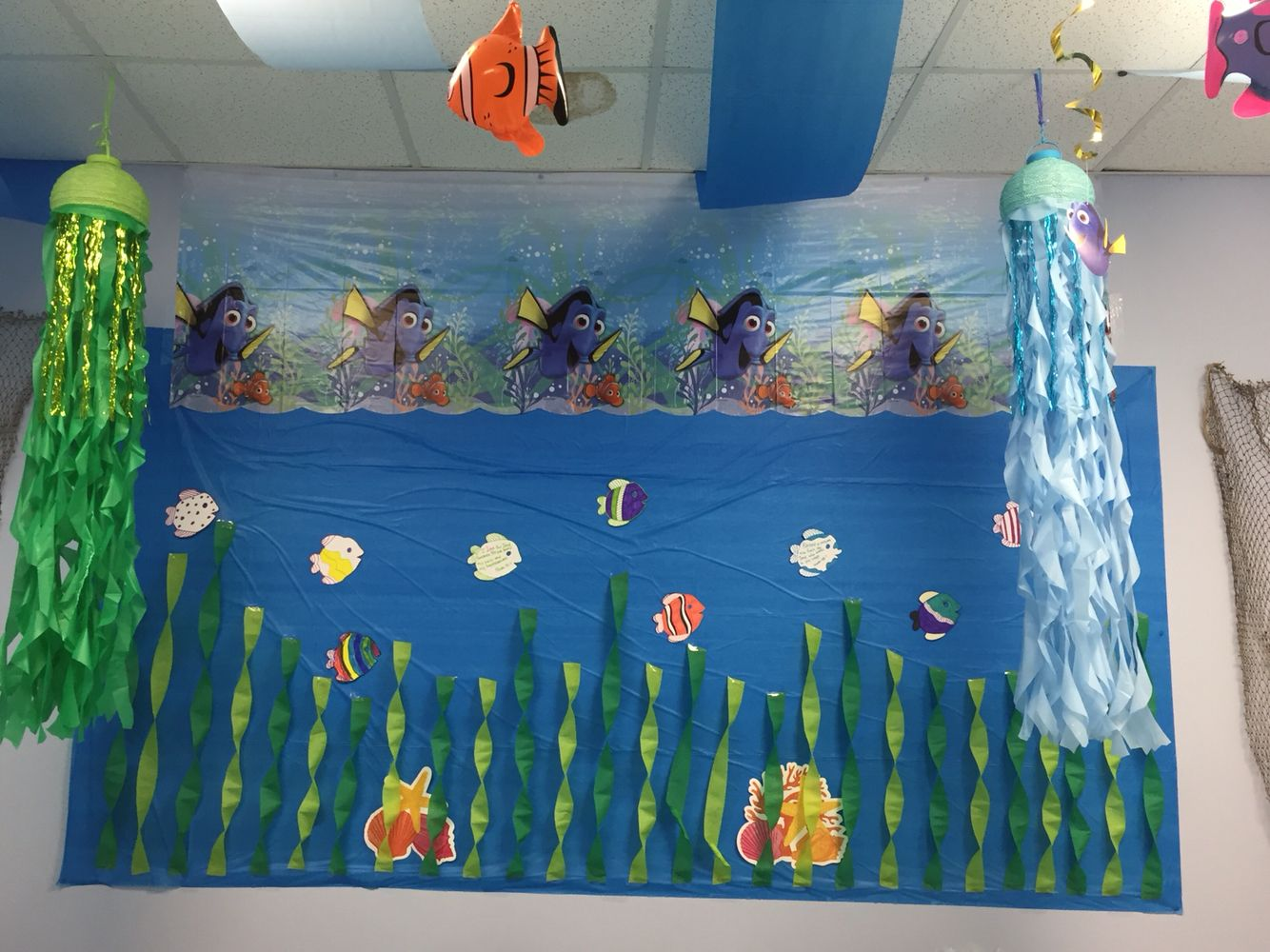 Finding Dory Party Pinteres